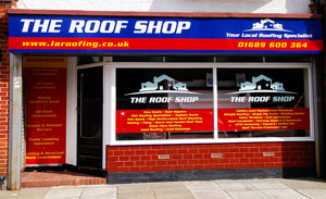 The roof shop